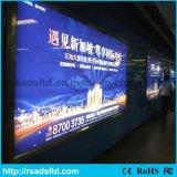 Rectángulo ligero impermeable grande de la tela LED