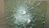 Verres de sûreté à l'épreuve des balles en verre/