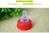 Biberon de BPA de bébé de verre libre de qualité