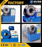 Máquina que prensa de la exportación del manguito hidráulico eléctrico portable de la calidad