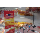 Держатель знака шипучки супермаркета для индикации промотирования