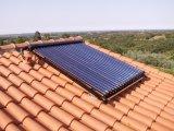 Onder druk solar warm water systeem (Solar Keymark)