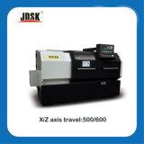 Máquina horizontal do torno do CNC da base lisa de Jdsk Sk36/Ck36/Ck6136