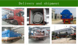 15ton Crude Oil Refinery Plant High Oil Rate