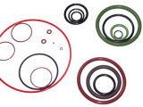 Anel-O de borracha de alta temperatura padrão/não padrão feito sob encomenda do selo