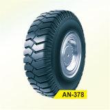 최고 Doubleroad는 Qingdao에 운반 단단한 타이어 5.00-8 매끄러운 타이어이라고 16.00 상표를 붙인다