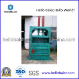 Ручное вертикальное давление Baler утиля для бутылок любимчика/бумаги