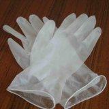 Перчатки винила PVC устранимого порошка свободно