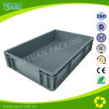 Recipiente di plastica logistico di bassa potenza blu del pacchetto