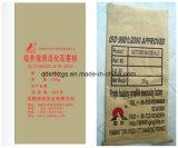 Bolso tejido PP plástico del empaquetado de la alta calidad para el polvo del grafito