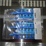 Шевер полноавтоматической гостиницы управлением Servo мотора устранимый, машина для упаковки бритвы