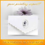 Tarjeta de Invitación de boda de papel de lujo personalizada