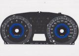 Подгоняйте тактильную панель верхнего слоя приборной панели автомобиля RoHS PC/любимчика графическую