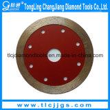 강화된 콘크리트를 위한 최고 얇은 다이아몬드 절단 도구