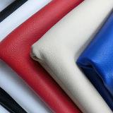 Geprägtes künstliches PU-Kurbelgehäuse-Belüftunggeklebtes Faux-Leder für Handtaschen und Schuhe
