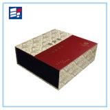 Boîte-cadeau de empaquetage de vin de papier à la mode de qualité