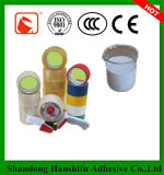 Water-Based感圧性の接着剤の固体は55%である