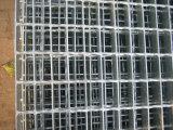 Grata galvanizzata speciale standard della barra d'acciaio delle griglie dell'acciaio