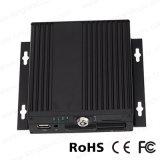 H. 264 차량 감시 시스템을%s 즉시 4 채널 SD 카드 이동할 수 있는 DVR