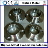 Stainless Steel Handrail Base Flange for Railing Balustrade
