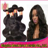 8A Grade Virgin Peruvian Human Hair Weave Natural Color