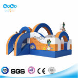 Cocowater Design Gonflable Corsair Theme Bouncer / Slide LG9013