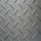 Plat de relief par Ss316L d'acier inoxydable