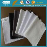 Collare 100% della camicia di cotone che scrive tra riga e riga tessuto stampato 2060