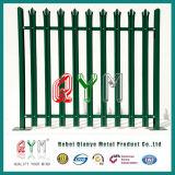 Rete fissa di plastica Qym-Europea del Palisade del picchetto del PVC da vendere