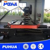 Máquina de perfuração mecânica do CNC para a caixa elétrica