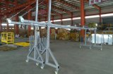 2500*1350*2300mm Zlpの鋼鉄によって動力を与えられるプラットホーム