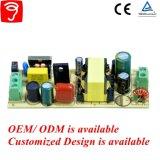fuente de alimentación externa aislada voltaje de 34W Hpf Singel LED con el Ce TUV QS1183