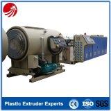 Linha de produção da extrusão da câmara de ar da tubulação do gás & de água do HDPE