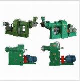 [إكسج-115] آليّة مطّاطة خرطوم باثق آلة /Rubber معدّ آليّ