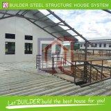 타이란드 프로젝트 강철 조립식 이동할 수 있는 집