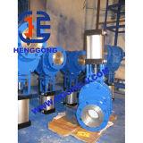 Soupape à vanne pneumatique en céramique d'acier du carbone de dispositif d'entraînement d'API/DIN