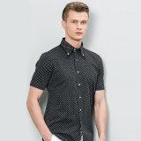 新しい到着の人2016年のための最新のワイシャツデザイン