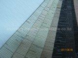Lujoso superior del grado exportado a Europa occidental Norteamérica y a la tela de las persianas de rodillo de Blockout del telar jacquar de Medio Oriente