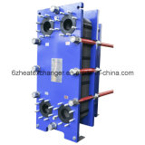 Haute performance Sanitary Heat Exchanger pour Food Processing (M6B/M6M égaux)