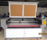 De Stof van de laser/de Scherpe Machine van de Doek met Automatisch het Voeden Systeem
