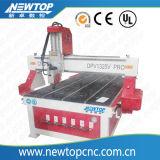 máquina do router do CNC do Woodworking da linha central da máquina de gravura 3D 4 (1325)