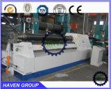 Dobladora del rodillo TW12NC-20X3000, tipo prensa de batir de 4 rodillos de la placa hidráulica del fabricante del buen funcionamiento