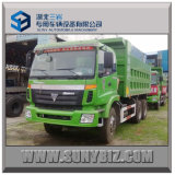 310HP 6X4 Foton Auman Flatbed Dump Truck