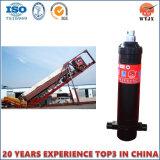 Fe / FC / Fee Hyva Series Cylindre hydraulique télescopique pour camion lourd / Remorque / Dumper