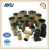 Filtro de petróleo, filtro de combustível, peças de automóvel para a lagarta com alta qualidade