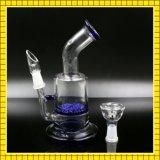 Tubo di acqua di fumo di vetro caldo di Sellling di nuovo disegno