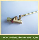 Geschmiedet 1/4 Mini Brass Float Valve mit Plastic Ball, Float Valve