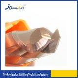 De Hulpmiddelen van het Malen van de Neus van de Bal van het Carbide van het wolfram voor Staal