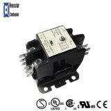 Contattore magnetico 2p 208/240V 20A di DP del condizionatore d'aria del contattore del condizionamento d'aria dell'UL