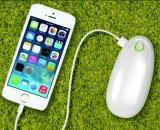 Côté de pouvoir pour le chargeur de batterie de Porable de téléphone mobile 5200mAh